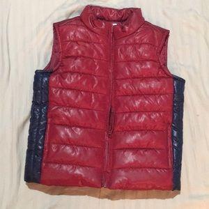 Gymboree Boys Puffer Vest